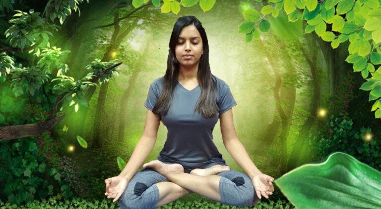 Chidakasha-Meditation