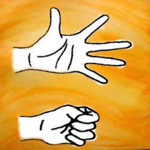 Hand-Clenching