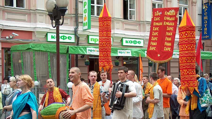Bhakti-Yoga-Kirtana