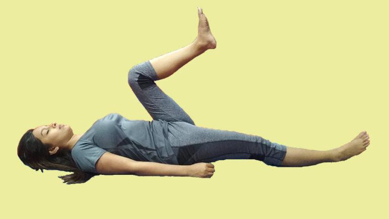 Padasanchalanasana-yoga
