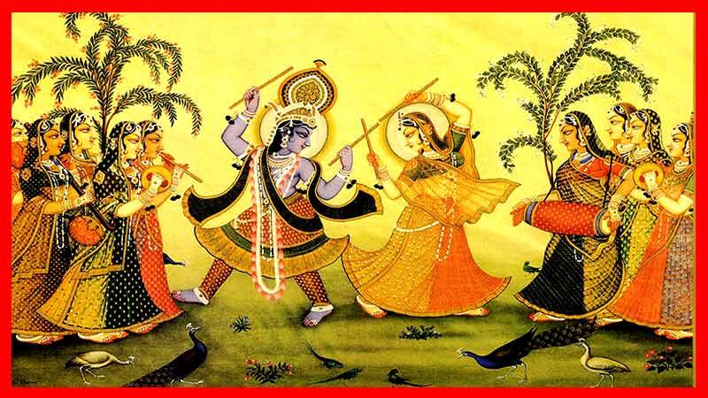 Hare-Krishna-Mantra