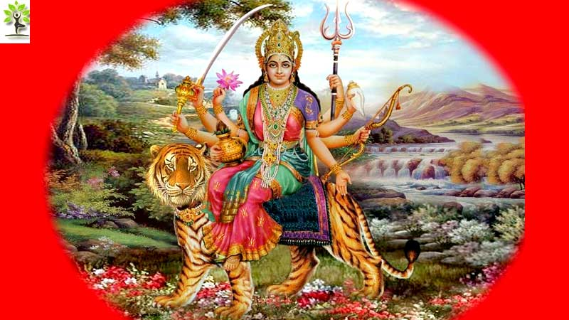 Ma-Durga-Mantra